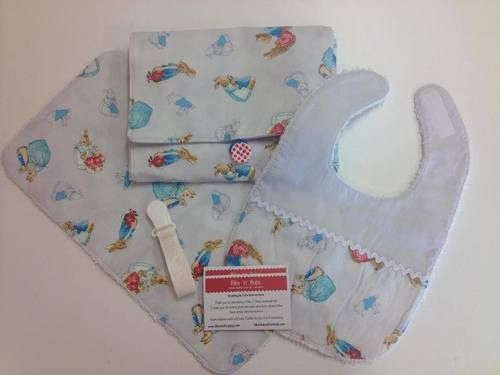 Beatrix Potter Baby Gifts Australia : Perfect baby shower gift set beatrix potter bib burp