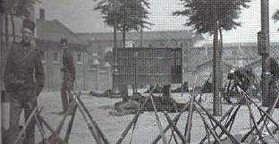 Hier gebeurde het… Kattenburg, 6 juli 1911