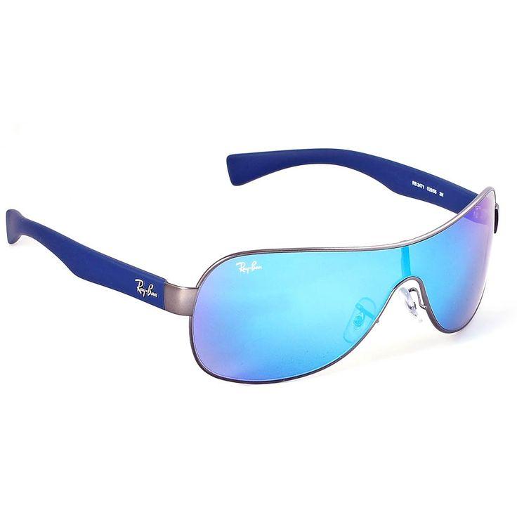 Διαχρονικά αλλα και μοντέρνα, τα γυαλιά ηλίου Ray-Ban 3471 αποτελούν μια κλασική επιλογή για πολλούς. Σε σχήμα  μεταλλικής μάσκας με κοκκάλινους βραχίονες σε διάφορους χρωματισμούς, τα γυαλιά ηλίου Ray-Ban 3471 ανήκουν στα πιο δημοφιλή. #optofashion #sunglasses #rayban