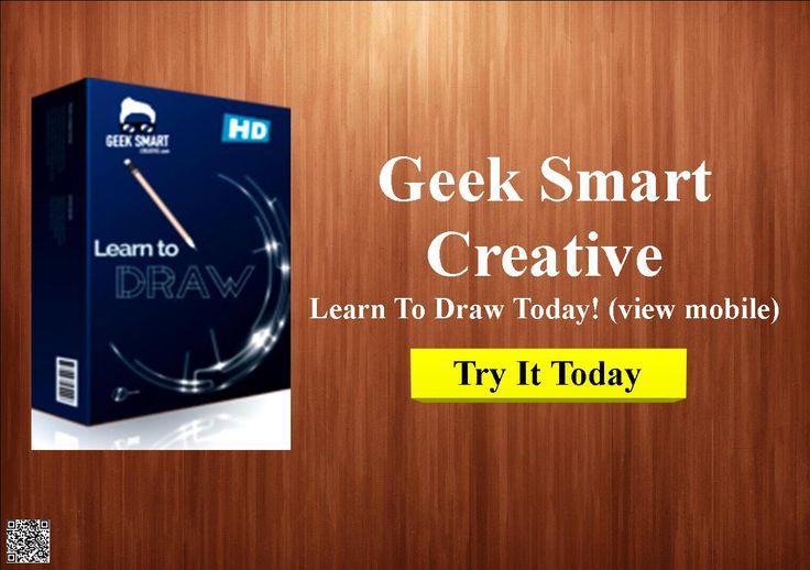 Geek Smart Creative - Learn To Draw Today! http://6167b34arjgqan4p8j0oduawfd.hop.clickbank.net/?tid=ATKNP1023