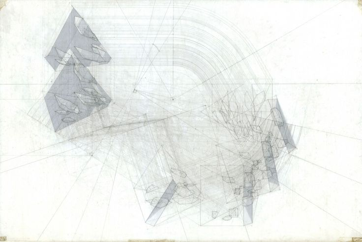 Image 7 of 11 from gallery of See the Winners of the 2015 KRob Architectural Drawing Competition. Juror Citation, Gustavo Antonio Casalduc. Image via Ken Roberts Memorial Delineation Competition