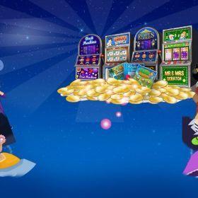 ScratchMania - Jouez à nos jeux de grattage en ligne et gagnez!