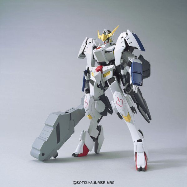 Another form of Gundam Barbatos from Mobile Suit Gundam Iron-Blooded Orphans  will be available on this month with 1/100 Gundam Barbatos...
