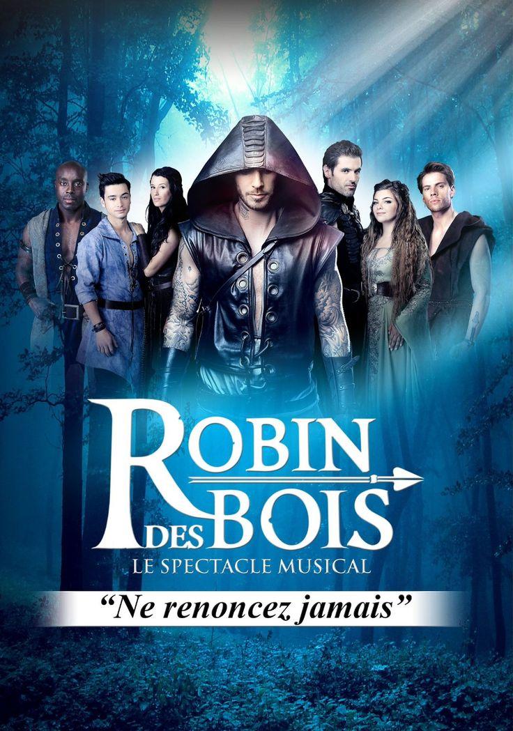Robin des bois spectacle Musical #robindesbois #M.pokora