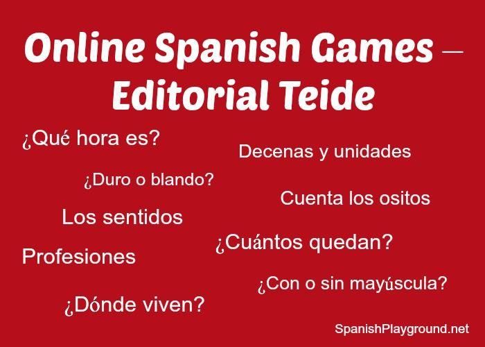 Best Free Spanish Websites for Kids - Spanish Playground
