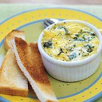 Recept - Eieren in een potje - Allerhande