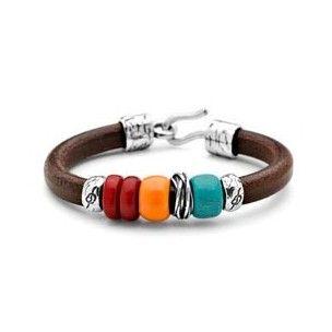 Una de las #pulseras mas coloridas de Plata de Palo