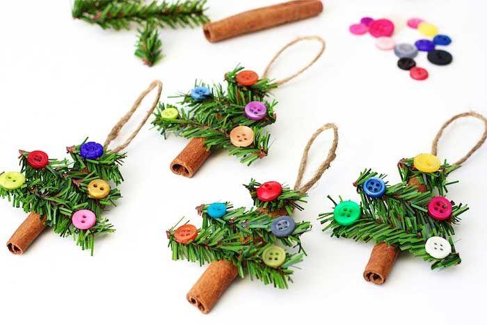 ▷ 1001 + super idées de bricolage de Noël facile pour
