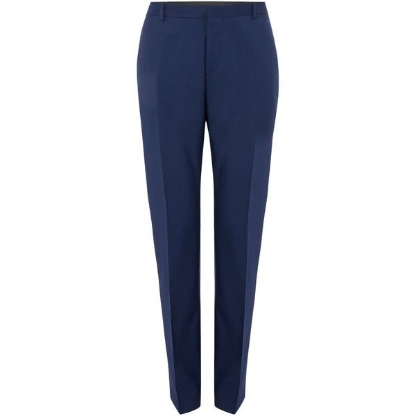 Great Calvin Klein Paris Refined Wool Trouser liked on Polyvore featuring men us fashion men us clothing men us pants men us dress pants sale men