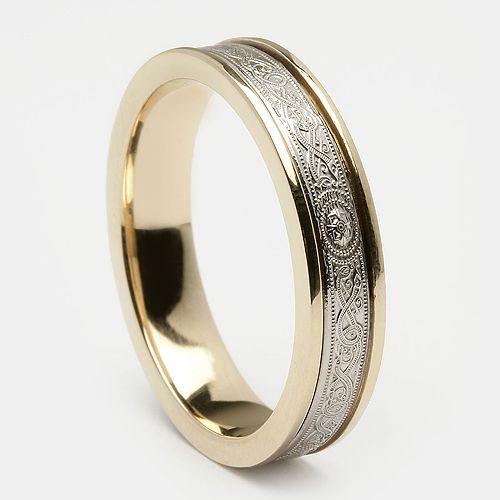 Modern Design Wedding Rings