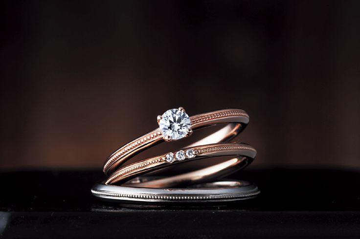 CAMPANULE   婚約指輪・結婚指輪のアンティークブランド - シェールラブ