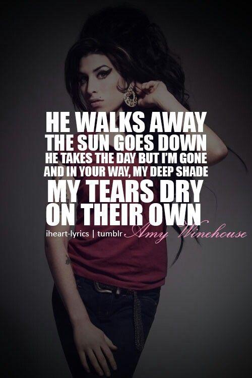 33 best Amy Winehouse ... Amy Winehouse Songs