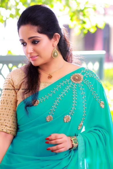 Kavya Madhavan for Laksyah New Photoshoot