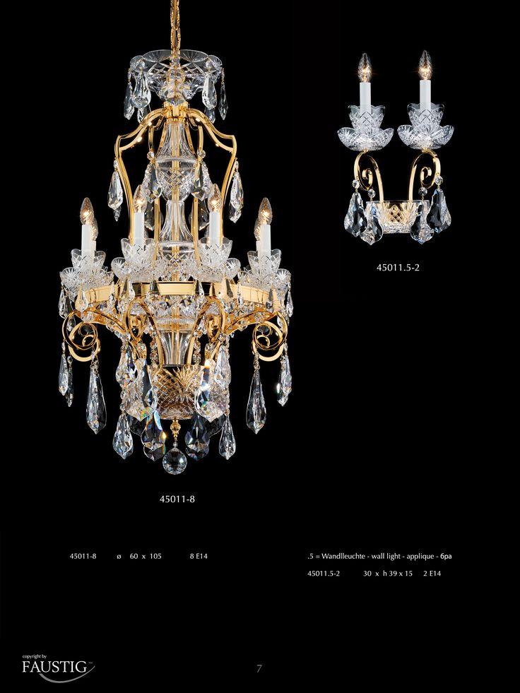 Neuheit von der L&B Kristallleuchte von Faustig #Neuheit #L&B #Light&Building #Kristallleuchte #Faustig #Deckenleuchte #Chandelier #Crystal