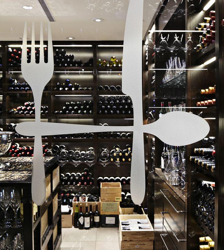 Wine Cellar, Hawksworth Restaurant, By Munge Leung.