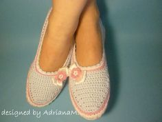 Outdoor women ESPADRILLES  PDF pattern for by magic4kids on Etsy