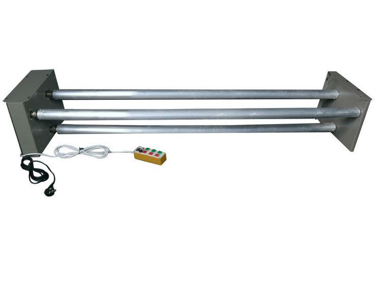Электрический подъёмник фотофона NiceFoto S-04 (для 4х фонов, 3.1м)