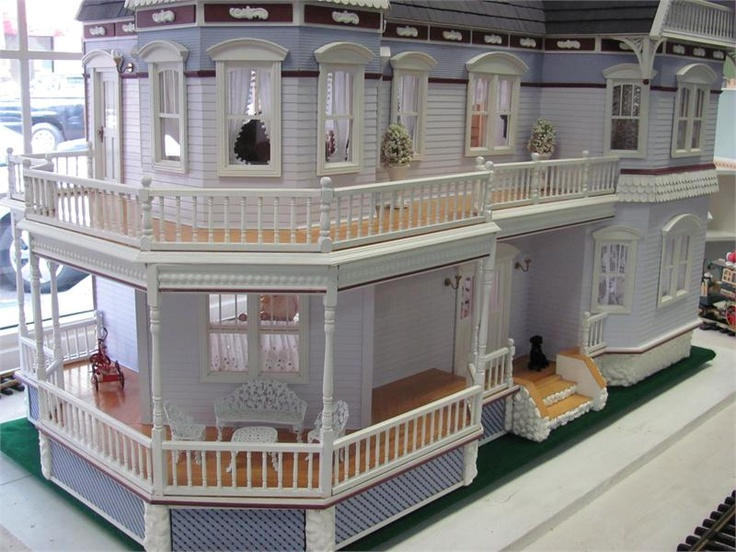 Cf C E Fc F B Acf E Dollhouse Kits Miniature Dollhouse