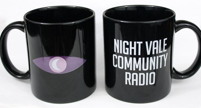 Night Vale Community Radio Mug