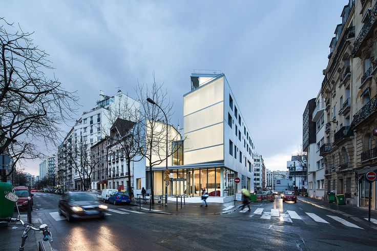 Gallery of Patronage Laique & Social Housing / LAPS Architecture + MAB Arquitectura - 1