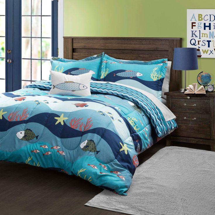 Beach Guest House Cocoa Beach: Best 25+ Blue Comforter Sets Ideas On Pinterest
