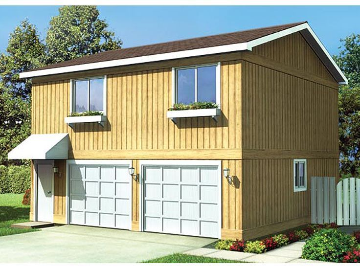 191 best carriage house plans images on pinterest garage for Garage plans with shop space