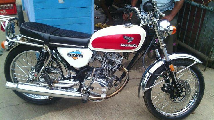 Honda CB 125cc reborn