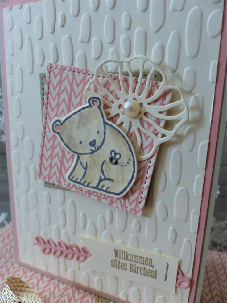 Stampin Up - A Little Wild