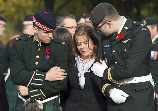 Nathan Cirillo Funeral: Thousands Pay Their Respects