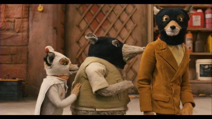 Fantastic Mr  Fox 2009 -Full Movie