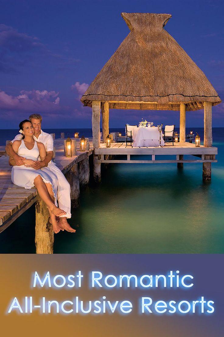 Most Romantic All-Inclusive Resorts