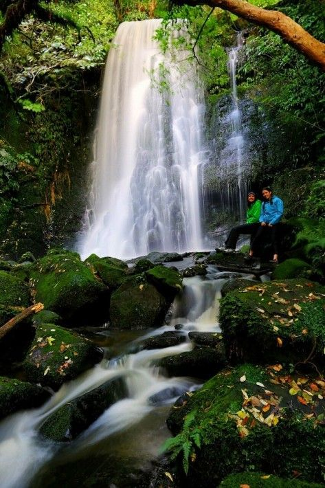 Matai Falls, New Zealand - I discovered this waterfall on the Trover App, check it out in this blog post!