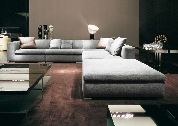 Minotti Sectional Collection ~ http://www.lookmyhomes.com/amazing-theme-of-minotti-sectional-collection/