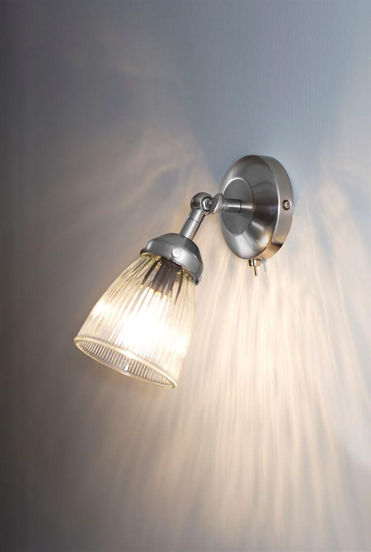 Pimlico Wall Lamp - Glass