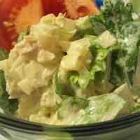 葉がおいしい!セロリのサラダ