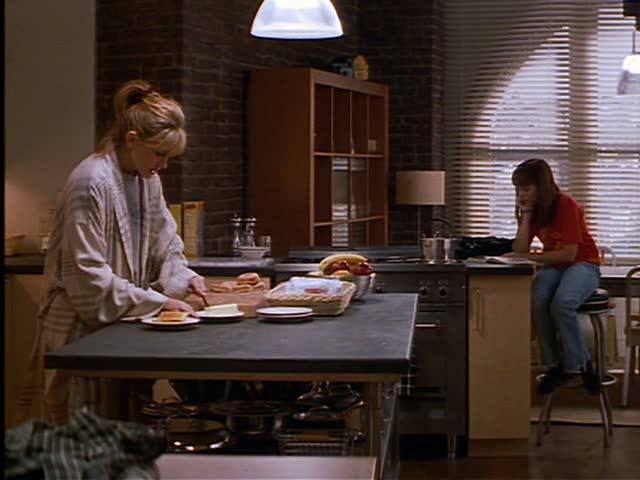 Julia Roberts and Jena Malone in Stepmom 1998