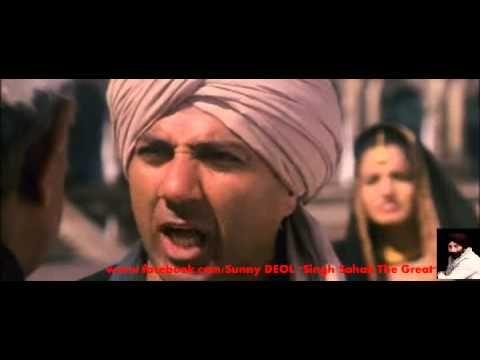 Gadar ek prem katha 2001 Humara Hindustan zindabad tha, zindabad hai, au...