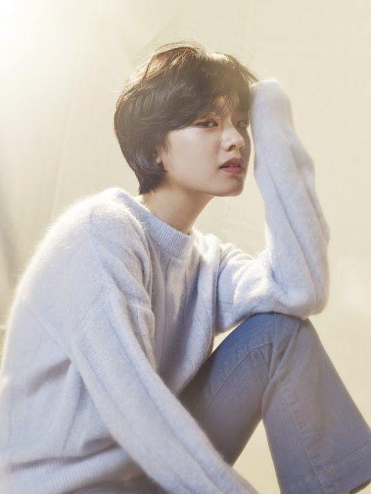 actress + model ; lee joo-young / 이주영