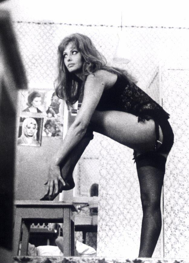 """Scicolone Villani / Quando Sophia Loren quase """"enlouqueceu"""" Marcello Mastroianni:"""