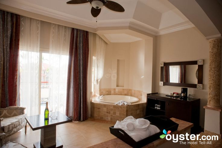 The Junior Suite at the Majestic Elegance Punta Cana - Luxury All Inclusive