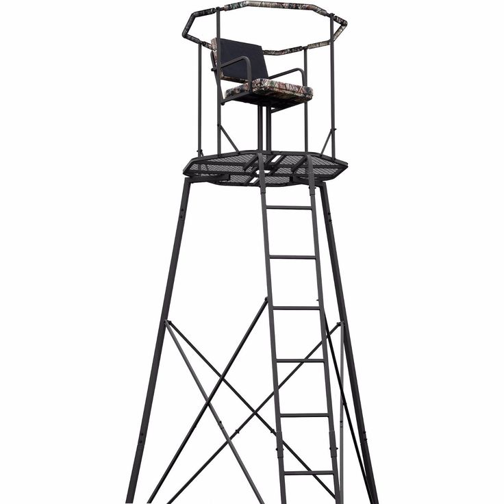 Tree Stands 52508: 15 Tripod Hunting Stand With Seat Tree Deer Ladder Bow Treestand Realtree New -> BUY IT NOW ONLY: $259.16 on eBay!