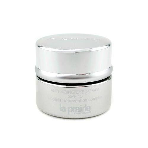 La Prairie Anti Aging Eye Cream SPF 15 - A Cellular Intervention Complex, 0.5-Ounce Box La Prairie http://www.amazon.com/dp/B002AMUG5A/ref=cm_sw_r_pi_dp_rMs4vb1QZX2BX