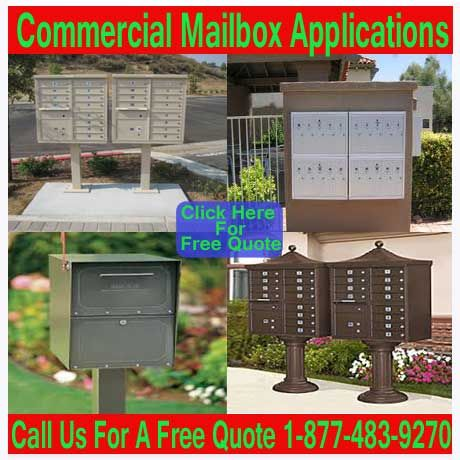 Commercial mailbox applications can give you an even higher level of security when it comes to delivering or sending mail. They can provide an extra level of organization when it comes to storing keys, as well as a much needed parcel drop box for larger packages. The various mailbox applications, such as key lock boxes, key lockers, replacement locks, mailbox banks, and parcel drops are all useful additions for their own reasons. #commercialmailboxes #mailboxapplications…