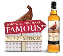 The Famous Grouse - The Nation's No.1 Whisky Invites You To Make Someone Famous This Christmas - 21st November, 2013