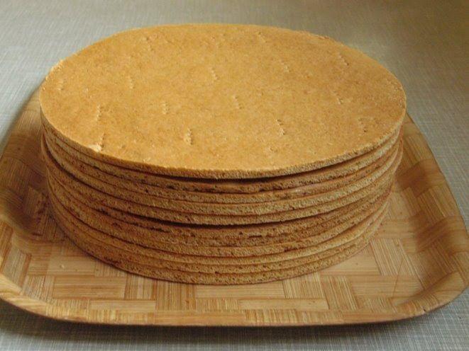Šį tortą išmokau kepti dar vaikystėje mokykloje, darbų pamokoje. Tą kartą kartu su drauge kepėme labai mažytį - tokį, kokį ir kokias proporc...
