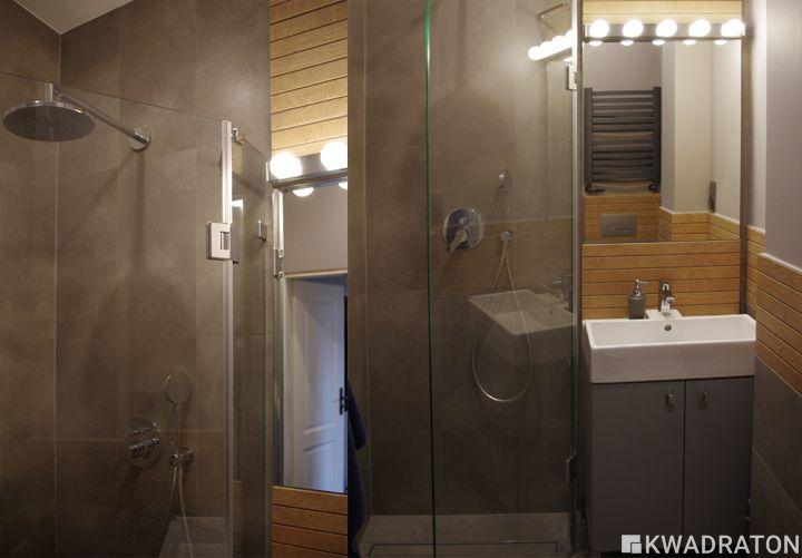 Realizacja łazienka 3m2.