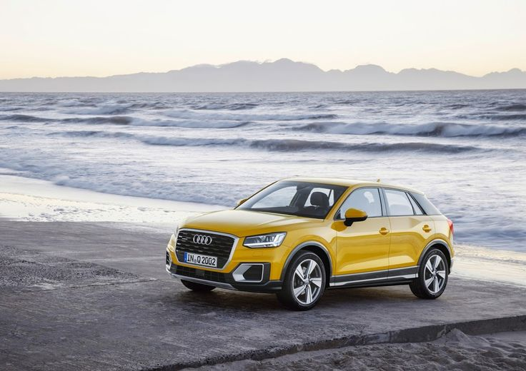 The new Audi Q2 #carleasing deal | One of the many cars and vans available to lease from www.carlease.uk.com