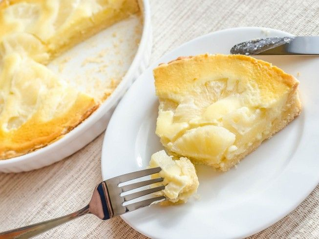 This delicious pie is not pretentious - it has no fancy ingredients or exotic cook method. It's just a tried and true recipe that makes a perfect pineapple pie, every time.
