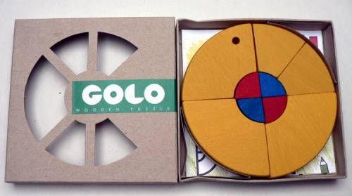 Makovský dřevěné hračky - Dřevěné hračky a výrobky - Stavebnice Golo