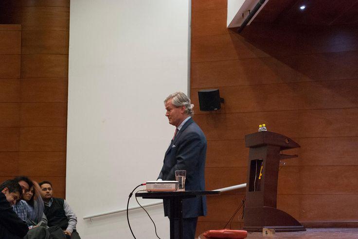 Gunter Pauli, Conferencia Business life Colombia